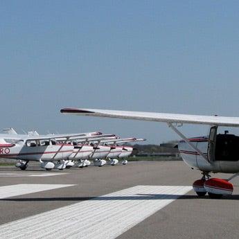 Vlucht naar Aviodrome