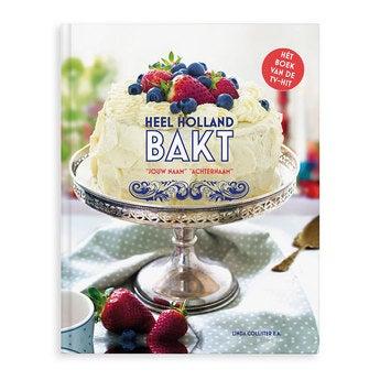 Heel Holland bakt (hardcover)