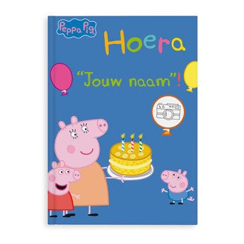 Peppa Pig - Hoera! - Softcover