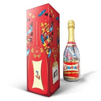 Celebrations presentförpackning i flaska
