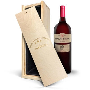 Ramon Bilbao Crianza - víno Magnum