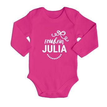 Baby Body Pink - Langarm