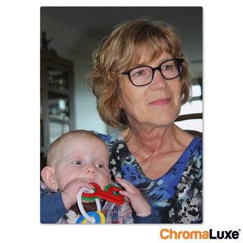 Tableau Photo ChromaLuxe - (15x20cm)