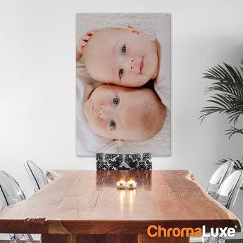 ChromaLuxe Photo Panel (50x75 cm)