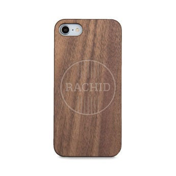 Wooden phone case - iPhone 7