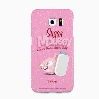 Sugar Mousey phone case - Galaxy S6 - 3D print