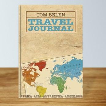 Cestovní žurnál - Softcover