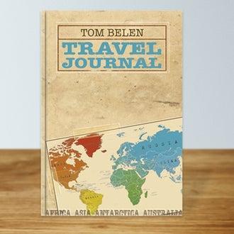 Cestovný vestník - Softcover