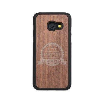 Wooden phone case - Samsung Galaxy a3 (2017)