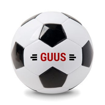 Fotball med navn