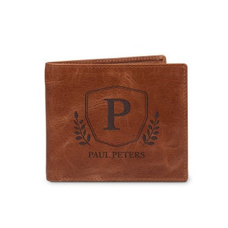 Portemonnaie Leder