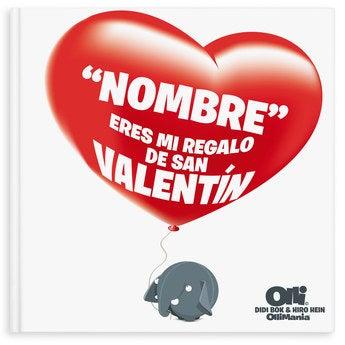 Libro Tú eres mi mejor San Valentín - Ollimania