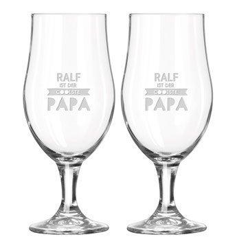 Biergläser Vatertag (2 Stück)