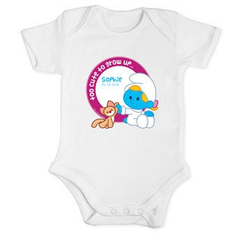 The Smurfs Baby romper - Size 50/56