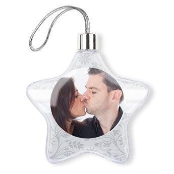 Percha de Navidad - Estrella (4)