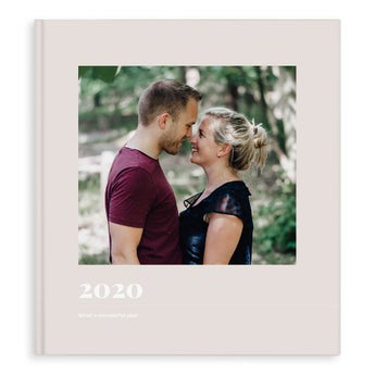 Álbum de fotos - Anuario - XL - Tapa dura - 40p