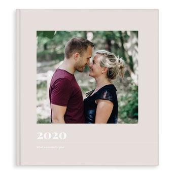 Personligt fotoalbum - Årsbok XL