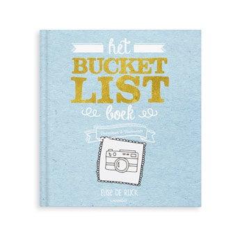 Het Bucketlist boek voor op reis - SC