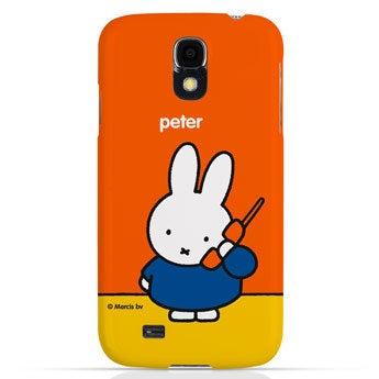 Miffy Handyhülle Galaxy S4 - rundum bedruckt