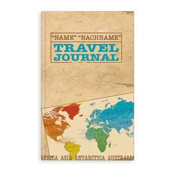 Travel Journal - Reisetagebuch
