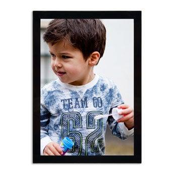Glass photo frames - Black - 21x30cm