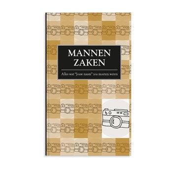 Mannenzaken - Softcover
