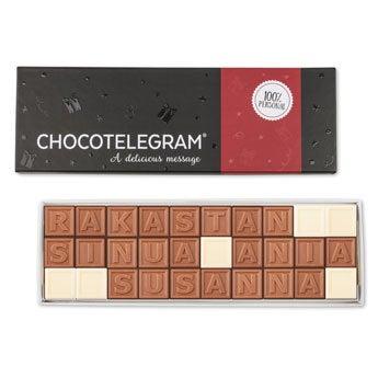 Suklaasähke - 30 merkkiä