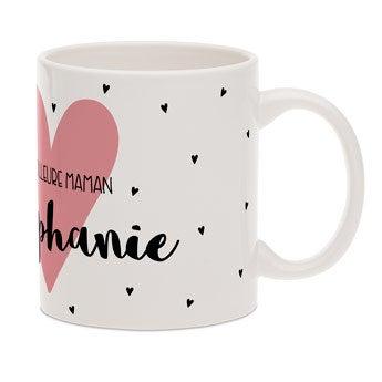 Mug Maman avec prénom