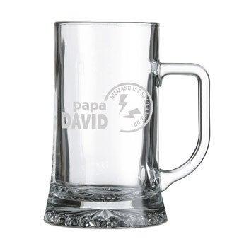 Vatertag Bierkrug