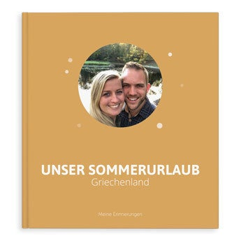 Fotobuch gestalten - Urlaub