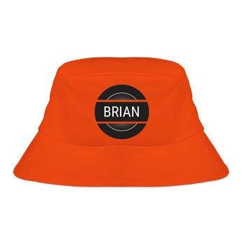 Cappello da sole - arancione