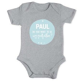 Body de bebé - Padrino