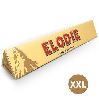 Toblerone personnalisé XXL - 4,5kg