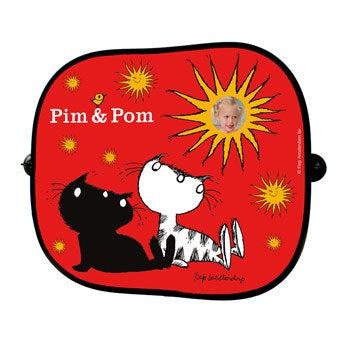 Pim a Pom - sluneční obrazovka