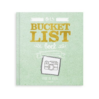 Bucketlist boek voor vrienden