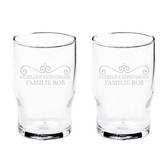 Waterglas (2 stuks)
