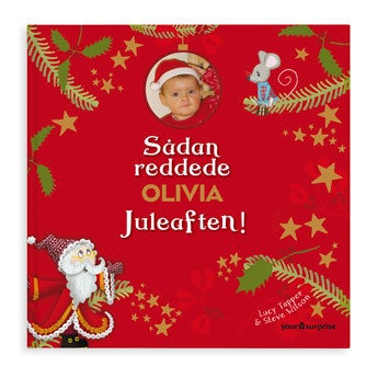 Gaven der redder julen - Blød omslag