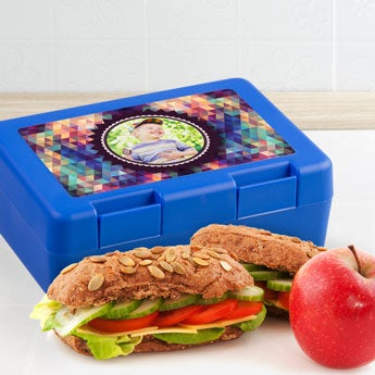 Lunch Box - Dark Blue