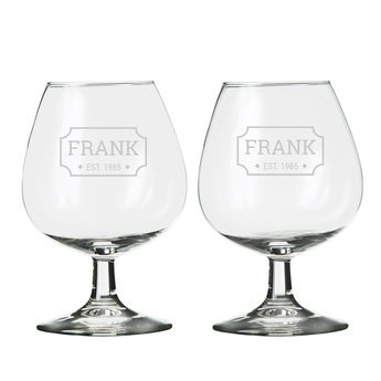 Personlig brennevin glass (2)