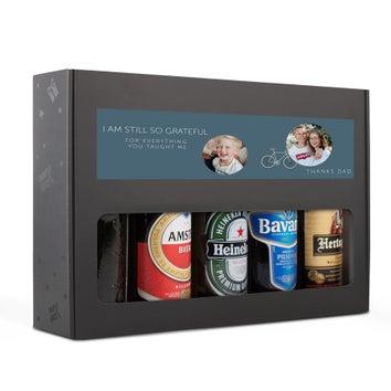 Bière hollandaise - Coffret cadeau