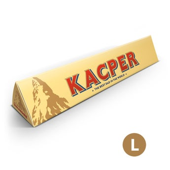 Czekolada Toblerone dla Taty - 360 gram