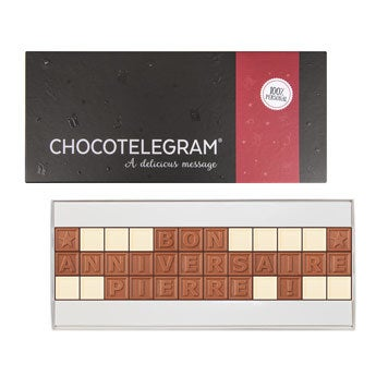 Chocotelegram - 3 x 12