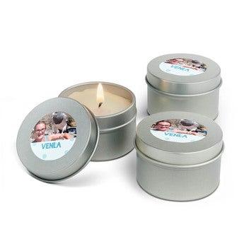 Vonné svíčky - 40 kusů