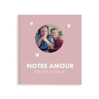 Album photo - Notre amour