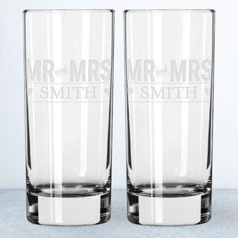 Longdrinkglas - 2 stuks