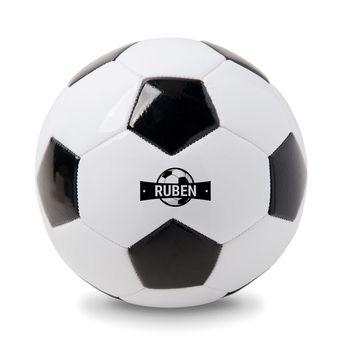 Futebol personalizado com nome