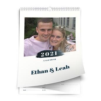 Kalendár 2021 - A3