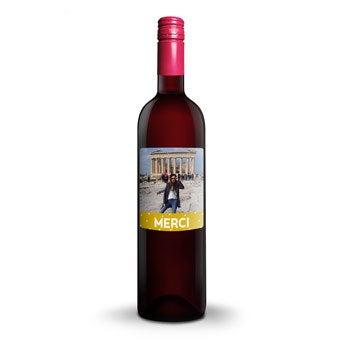 Oude Kaap Rouge - Étiquette personnalisée