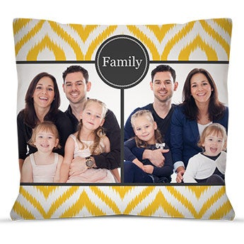Pillow fully printed