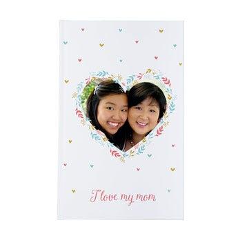 Anyák napja notebook - nyomtatott